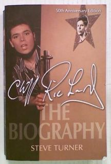 Cliff Richard. The Biography