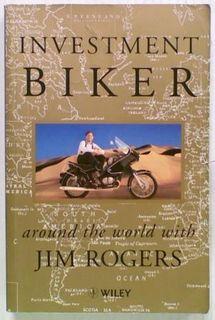 Investment Biker. Around the World with Jim