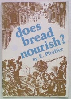 Does Bread Nourish