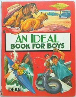 An Ideal Book for Boys 1972