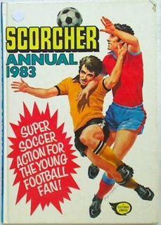 Scorcher Annual 1983