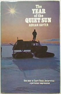 The Year of the Quiet Sun