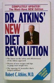 Dr. Atkins' New Diet Revolution.