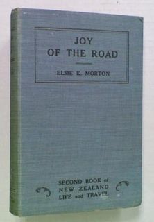 Joy of The Road. Second Book of New Zealand