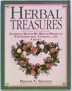 Herbal Treasures. Inspiring Month-By-Month