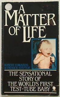 A Matter of Life. The sensational story