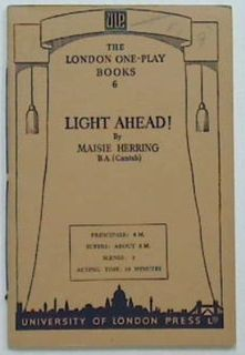 The London One-Play Books 6: Light Ahead