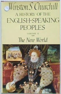 A History of the English Speaking People V2