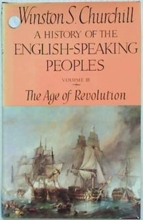 A History of the English Speaking People V3
