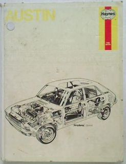 Austin Allegro 1100 and 1300