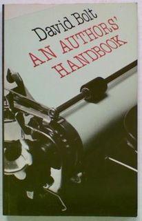 An Authors' Handbook