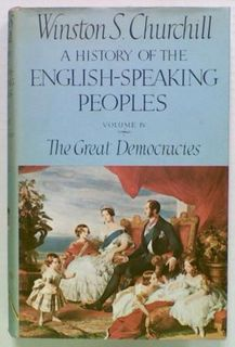A History of the English Speaking People IV (First ed)