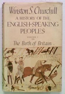 A History of the English Speaking People V1 (First)