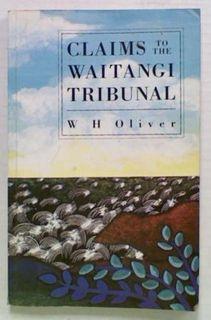 Claims To The Waitangi Tribunal