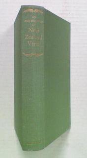 An Anthology of New Zealand Verse