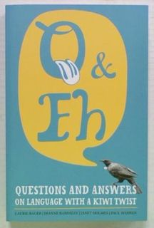 Q & Eh. Question and Answers on Language