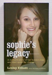 Sophie's Legacy - A Mother's Story