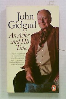 An Actor and His Time: John Gielgud