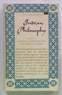 A Sourcebook in Indian Philosophy