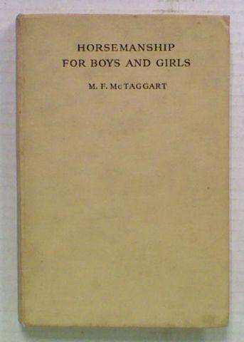 Horsemanship for Boys and Girls