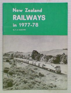 New Zealand Railways in 1977-78