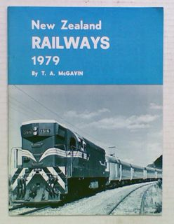 New Zealand Railways 1979
