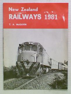 New Zealand Railways 1981