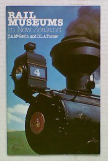Rail Museums in New Zealand