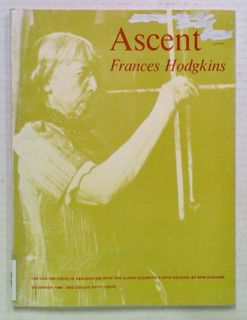Ascent: A Journal of the Arts in New Zealand