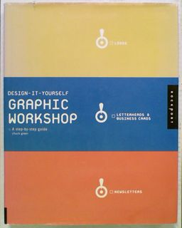 Design-it-Yourself Graphic Workshop: A step-by-step