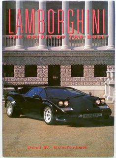 Lamborghini The Spirit of the Bull