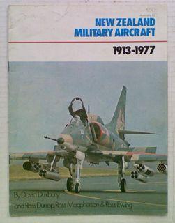 New Zealand Military Aircraft 1913-1977