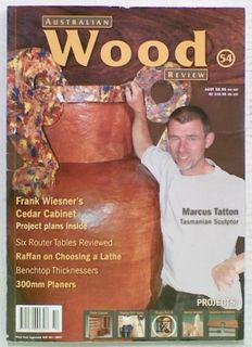 Australian Wood Review No.54