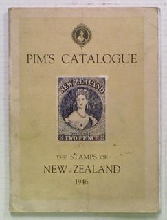 A Catalogue of the Stamps of New Zealand 1855 - 1946