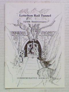 Lyttelton Rail Tunnel 125th Anniversary