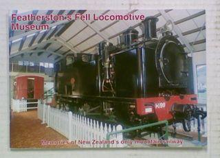 Featherston's Fell Locomotive Museum