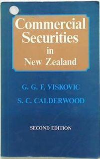 Commercial Securities in New Zealand