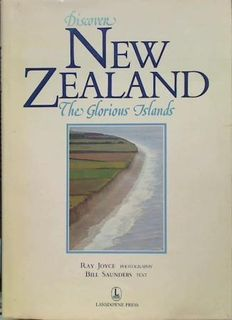 Discover New Zealand The Glorious Island
