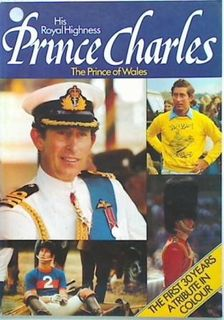 His Royal Highness Prince Charles The