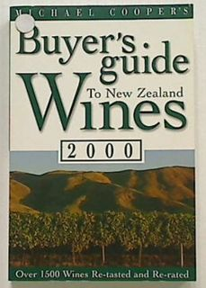 Buyer's Guide to New Zealand Wines 2000