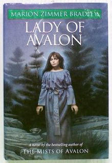 Lady of Avalon. The third book in the Avalon series