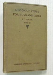 A Book of Verse for Boys and Girls