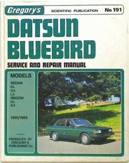 Datsun Bluebird 1981-1982