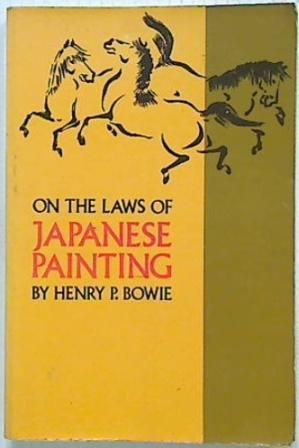 On the Laws of Japanese Painting
