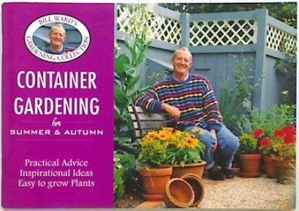 Container Gardening for Summer & Autumn