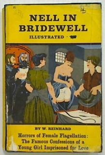 Nell in Bridewell - Illustrated.