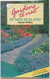 Gardens to Visit in New Zealand