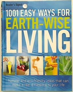 Reader's Digest:1001 Easy Ways for Earth