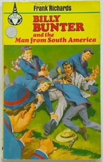 Billy Bunter and the Man from South
