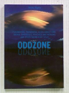 Oddzone : Paranormal Phenomena, Alien Abductions,